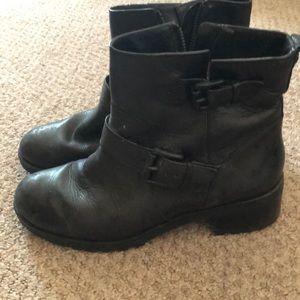 Michael Kors Grunge boots